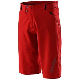 Troy Lee Designs Ruckus Shell Shorts red